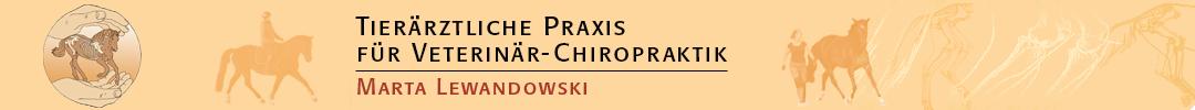 Tierärztliche Praxis für Veterinär-Chiropraktik Marta Lewandowski